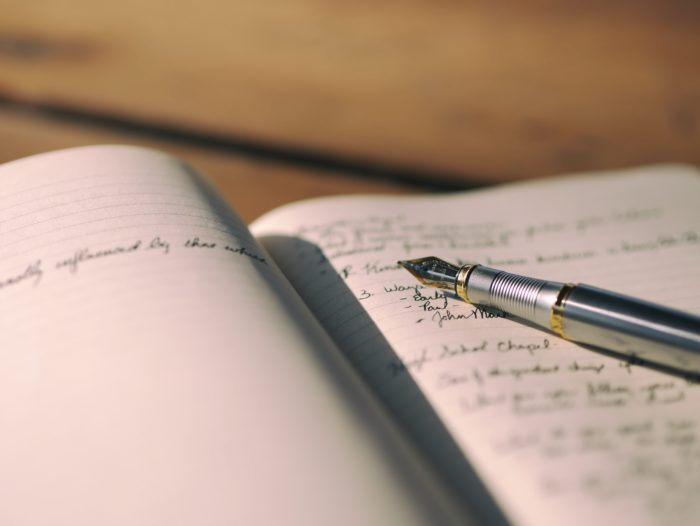 Journaling and planning are key to your daily routine
