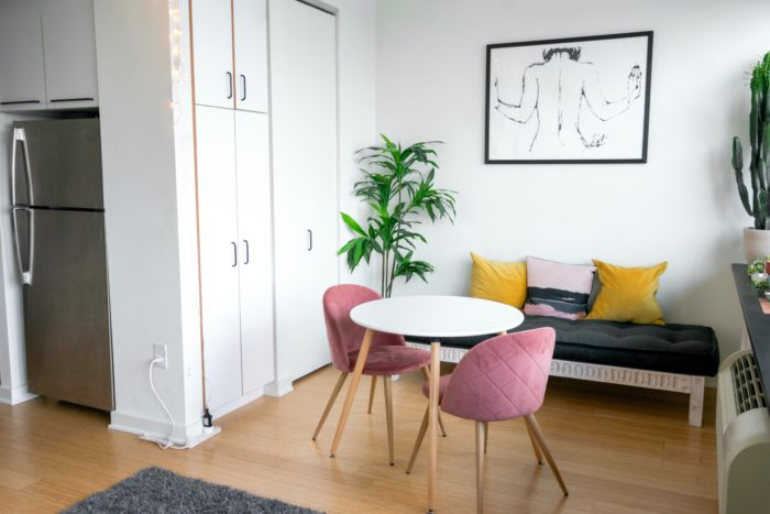 Easy Ways To Style A Small Apartment