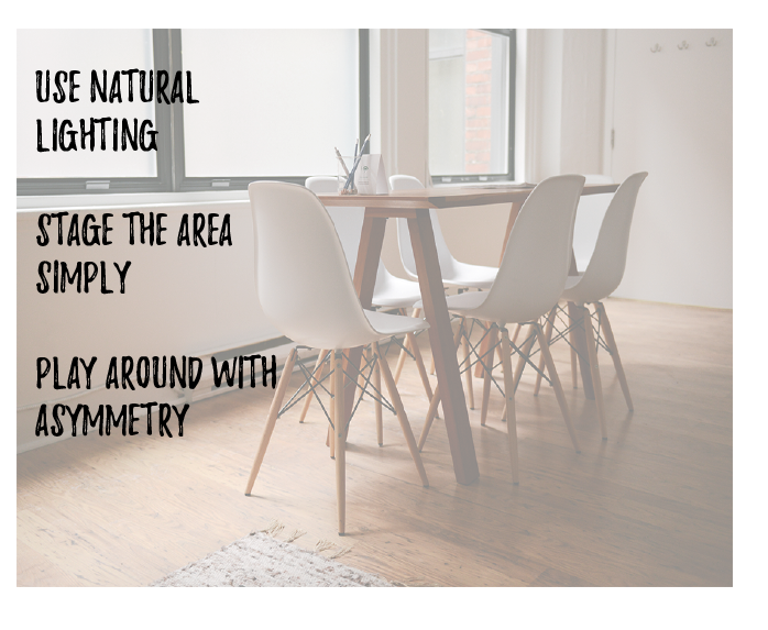 Photography advice for your apartment