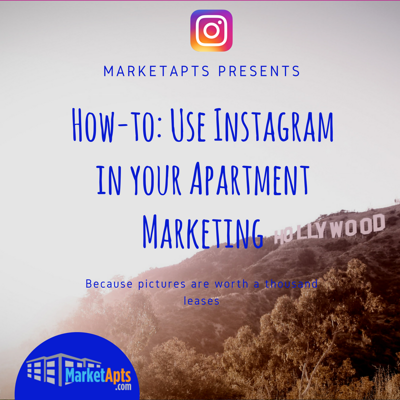 Find out how to use Instagram for your apartment marketing