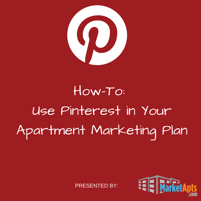 Ideas and Tips for Pinterest Marketing for apartments