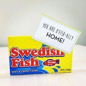 Swedish Fish Gift