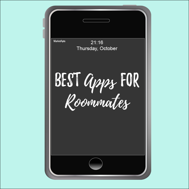 Roommate Apps for sharing bills