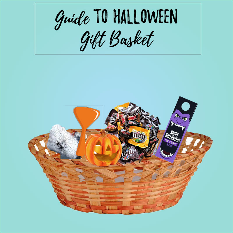Halloween Gift Basket for Residents