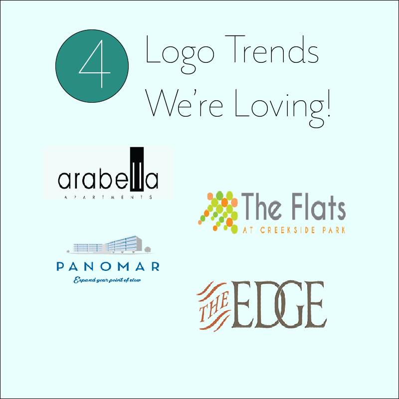 Apartment Logo Design Trends