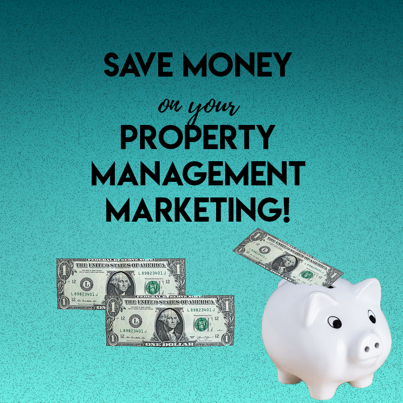 Save money and time today on your apartment marketing