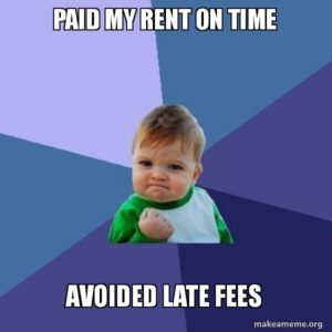 Apartment Marketing App to Remind Renters of Rent