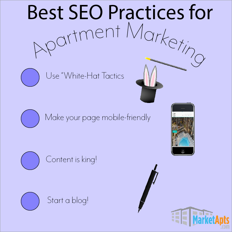 SEO Marketing for Apartment Complexes