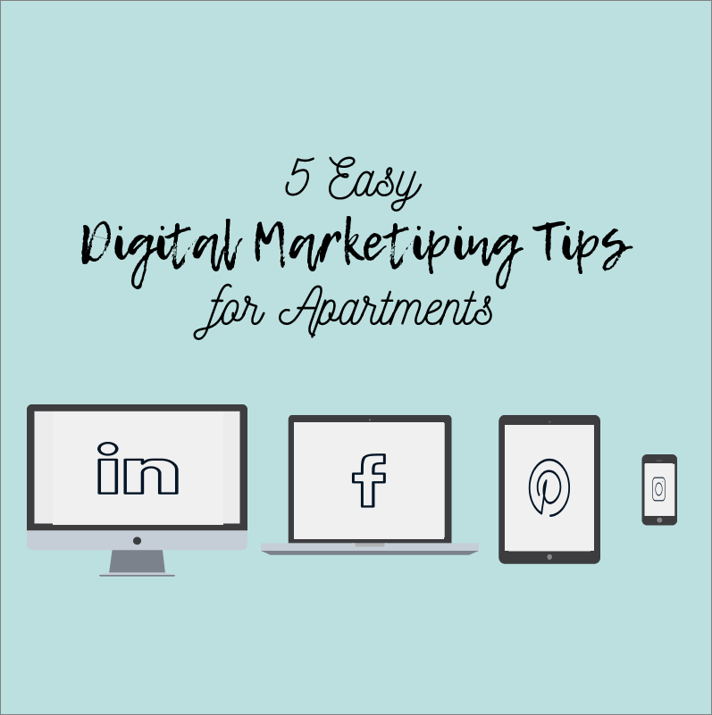 Digital Marketing Tips for Apartments