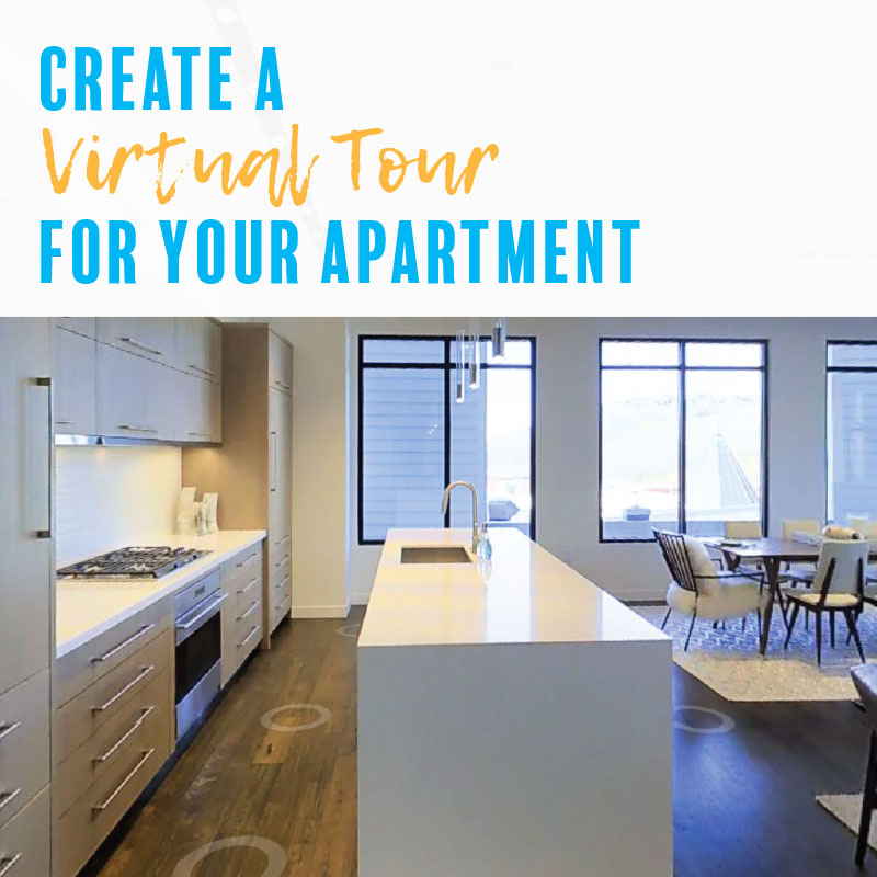 Virtual Tours for Apartment Marketing