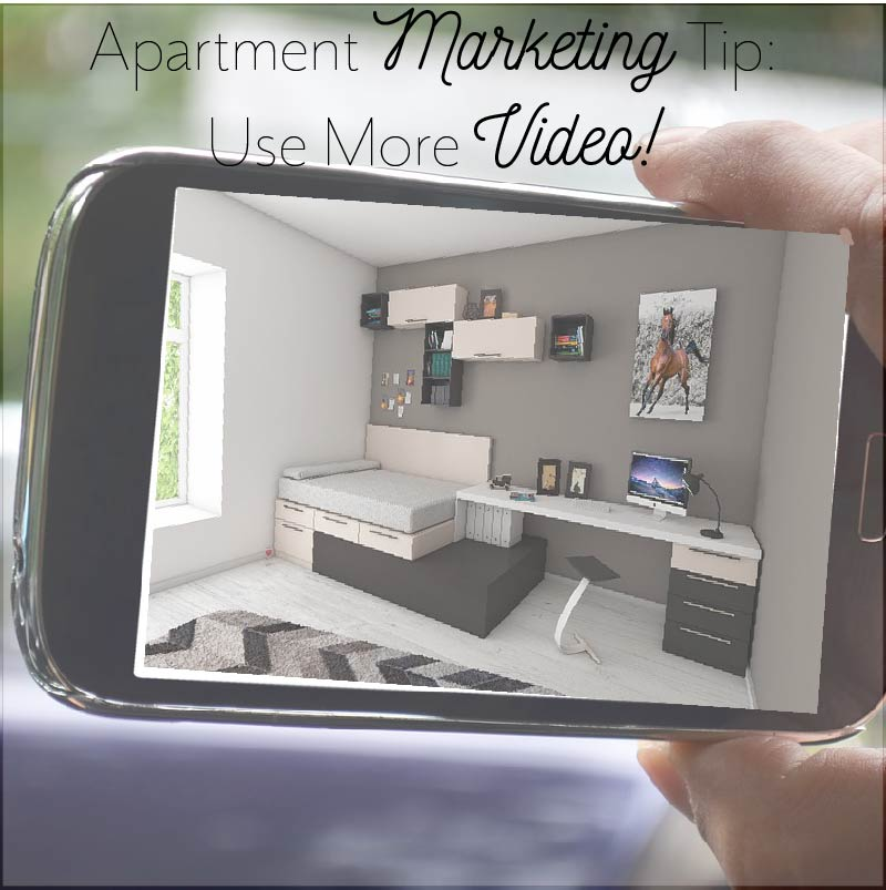 Apartment Marketing: Digital Video advice