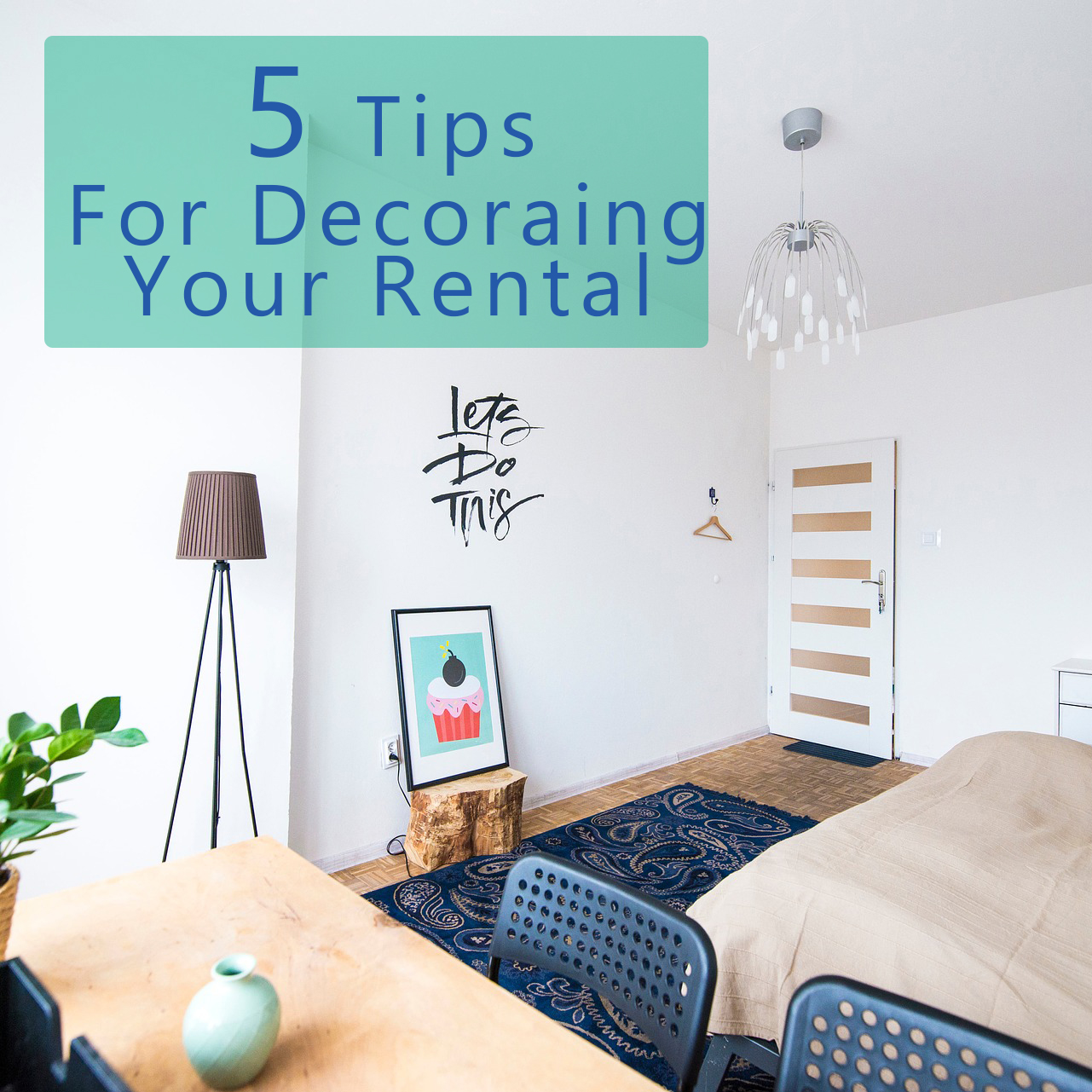 Rental Decorating