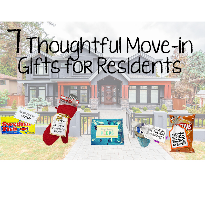 7 Move-in Gifts for Apartment Residents