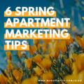 spring apartment marketing