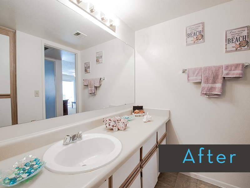 After professional apartment photography for your apartment marketing