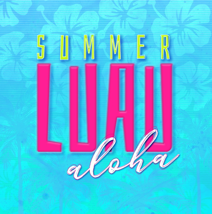 Apartment Resident Party: Luau!