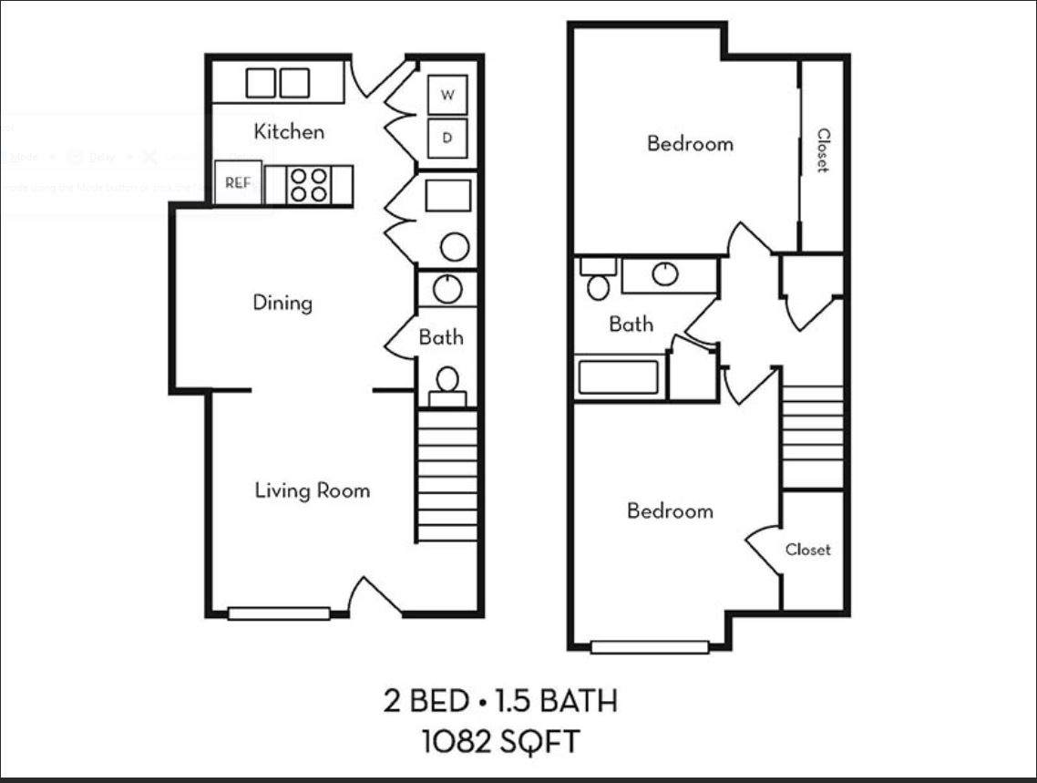 Digital Marketing with Upgraded Apartment Floor Plans