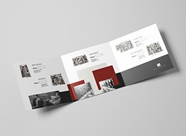 Brochures and Fliers for Apartments