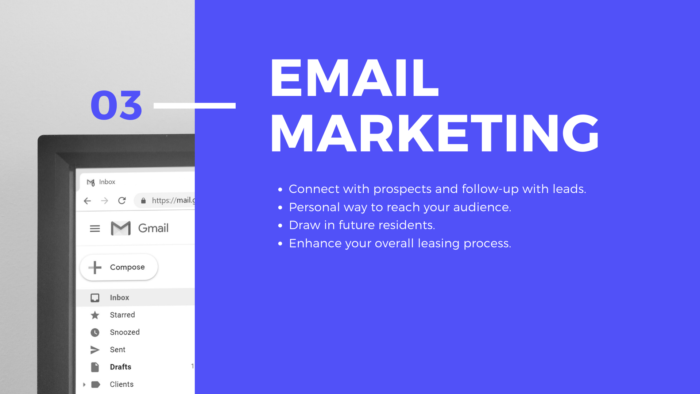 Email Marketing | Apartment Digital Marketing