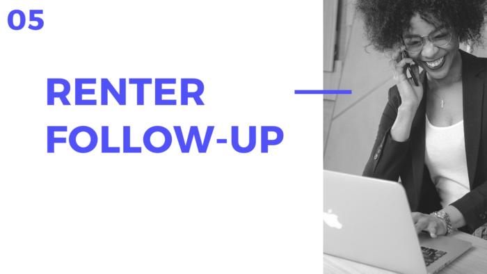 Renter Follow-Up
