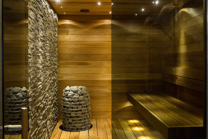 Apartment Amenities Checklist | Sauna