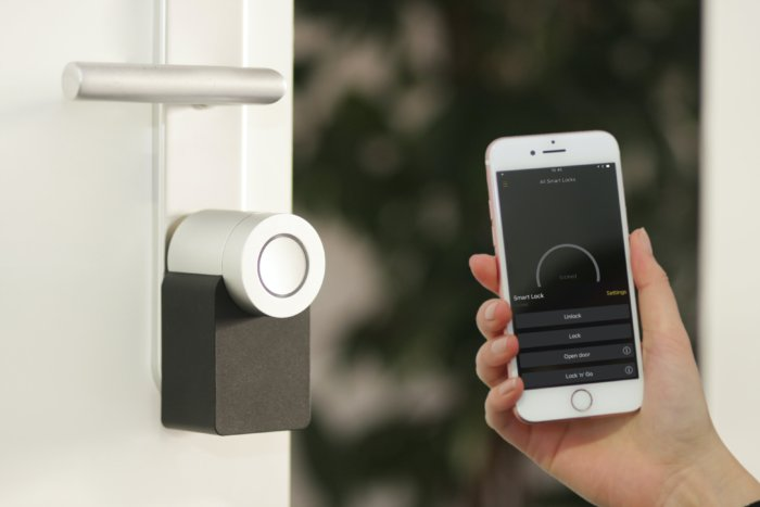 The Future of Amenities | Smart Locks