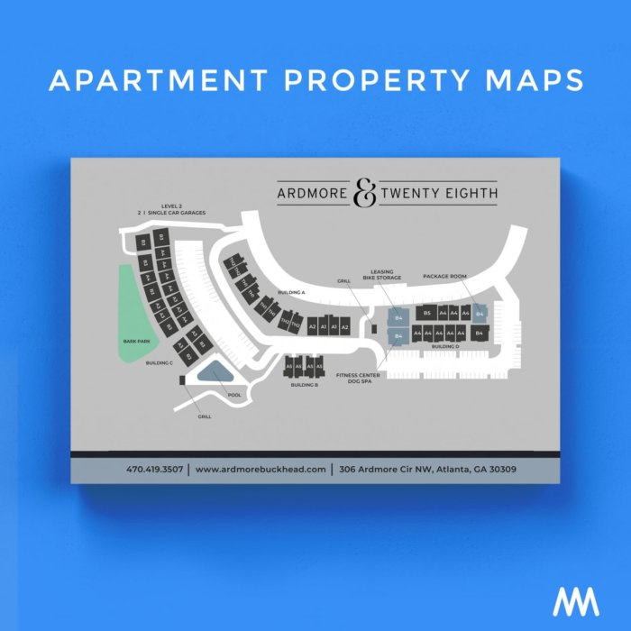 Apartment Property Maps | Apartment Design