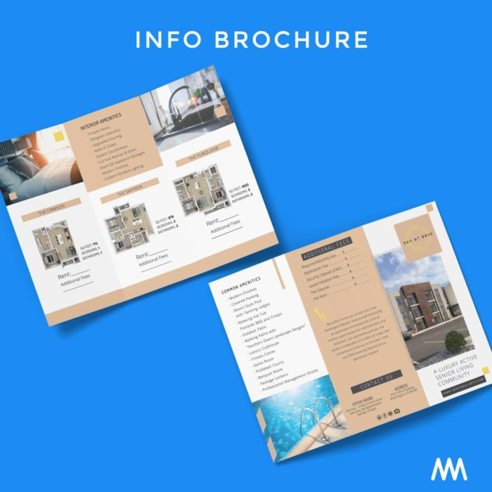 Info Brochure | Apartment Marketing