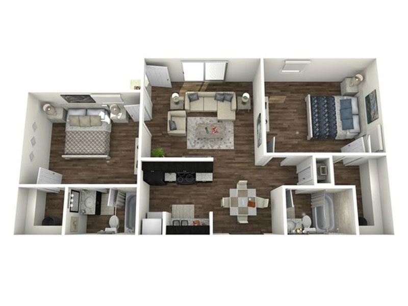 The San Antonio Station   Luxury Apartments in San Antonio