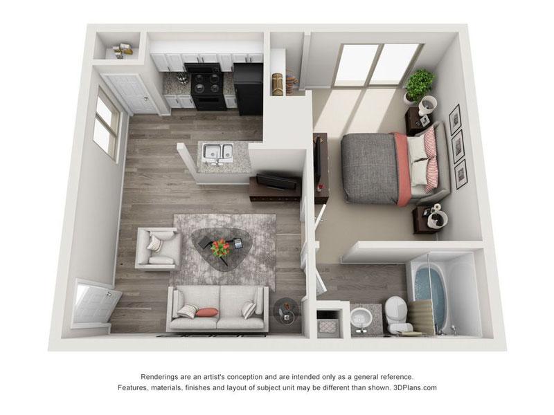 The SkyVue Apartments | Luxury Apartments in San Antonio