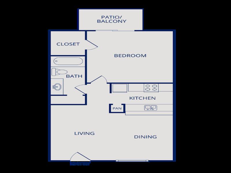 The Hillside Canyon Apartments | Luxury Apartments in San Antonio