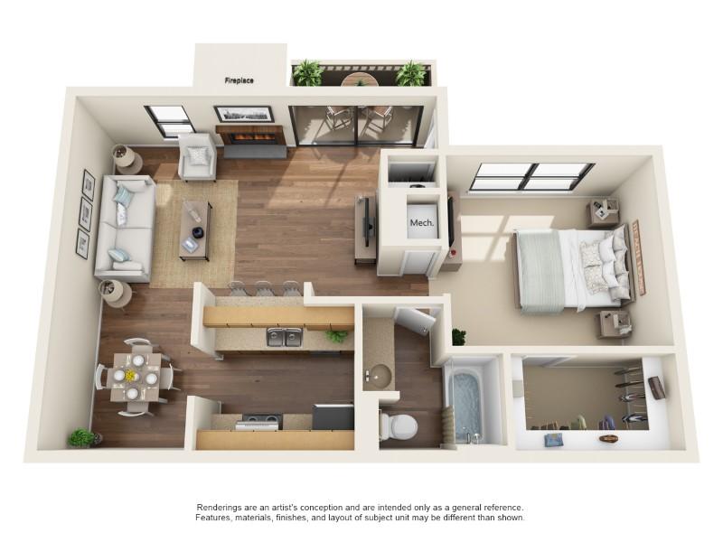 The Oakstone Apartment Homes | Luxury Apartments in San Antonio