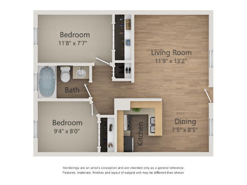 The Morgan Manor Apartments | Luxury Apartments in San Antonio