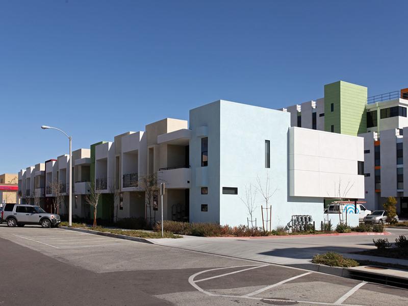 Building Exterior | Sagebrush 1 in Lancaster, CA