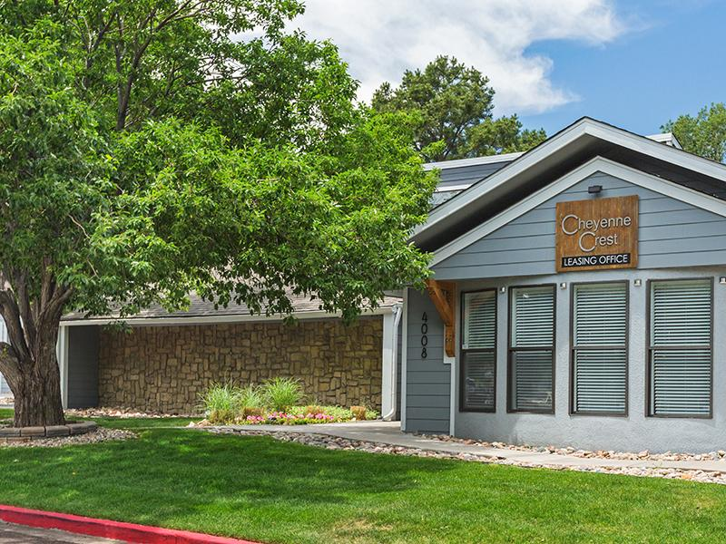 Clubhouse | Cheyenne Crest Apartments