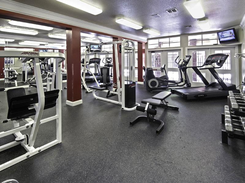 Irving Schoolhouse Fitness Center