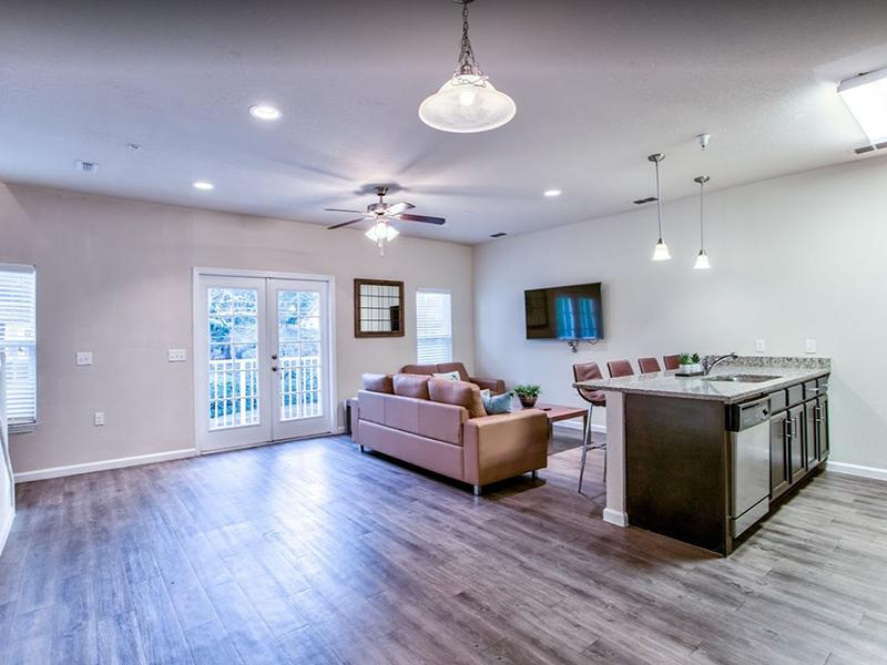 Open Floorplan Overview | Hayden Commons FSU Student Housing