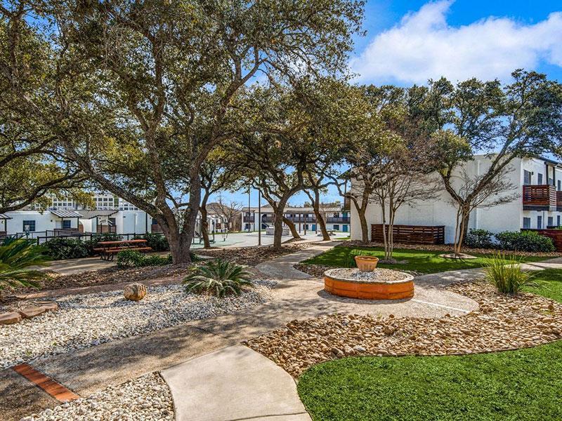 Sky Vue | Beautiful Back Yard | Apartment San Antonio