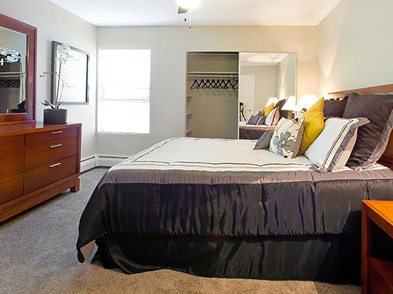 Bedroom | Arabella Apartments