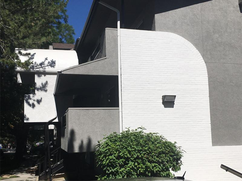 Building Exterior | Eastbrook Apartments in Salt Lake City, UT