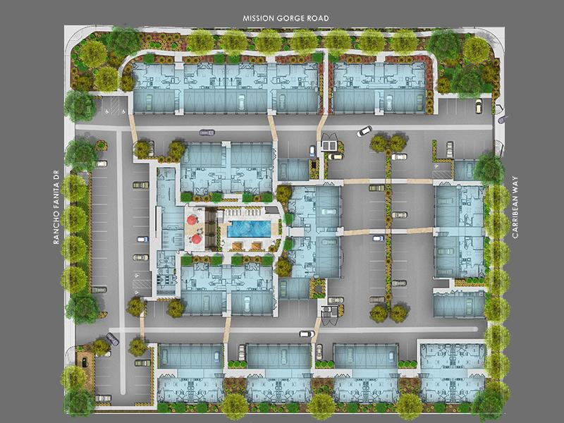 Property Map | Vela Apartments
