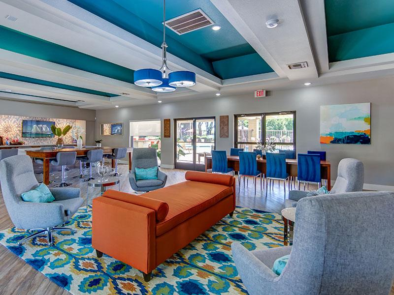 Clubhouse | La Privada Scottsdale Apartments
