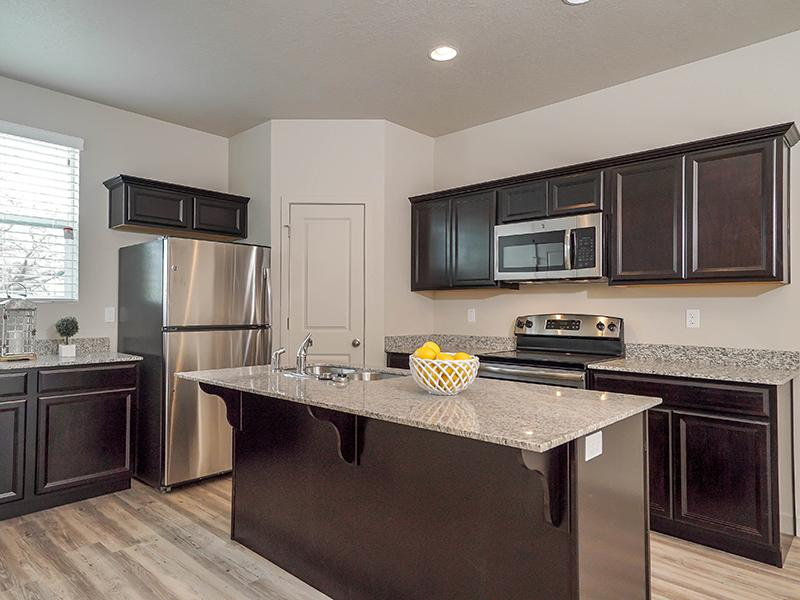 Kitchen | Odell Crossing Townhomes