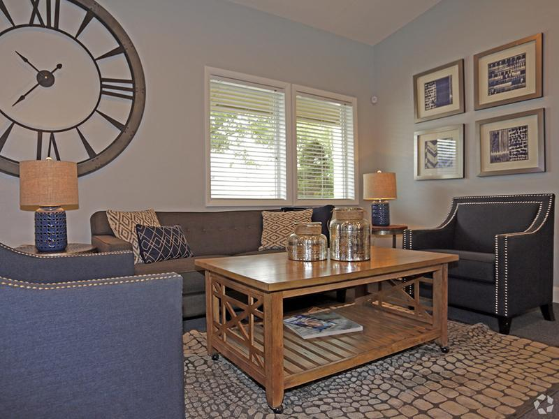 Club House Interior | Layton Meadows Apartments