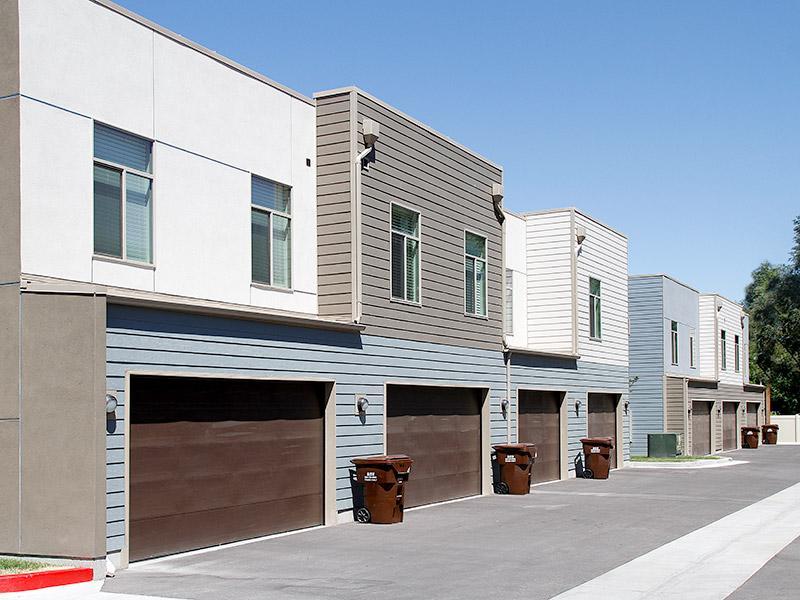 Garages | Apartments in Salt Lake City, Ut