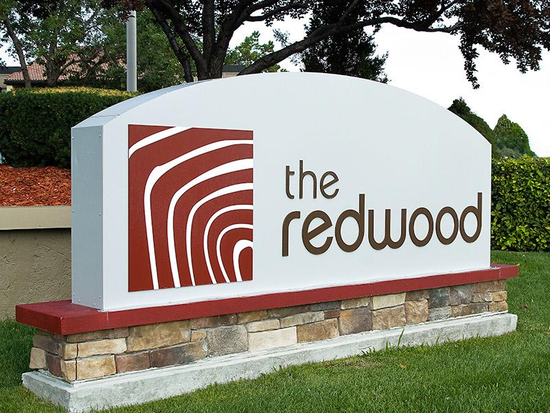 The Redwood Apartments in West Valley City, UT