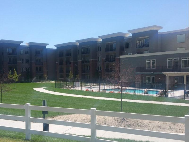 Grovecrest Villas Apartments in Pleasant Grove, UT