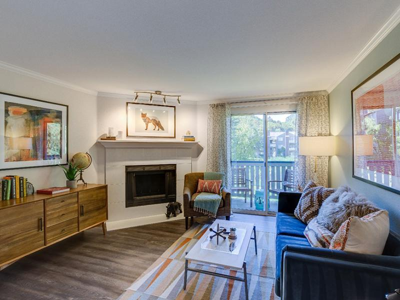 Front Room | The Preserve at Forbes Creek