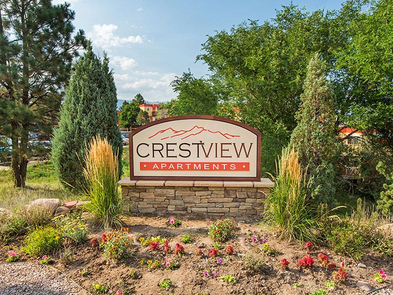 Crest View Apartments in Colorado Springs, CO