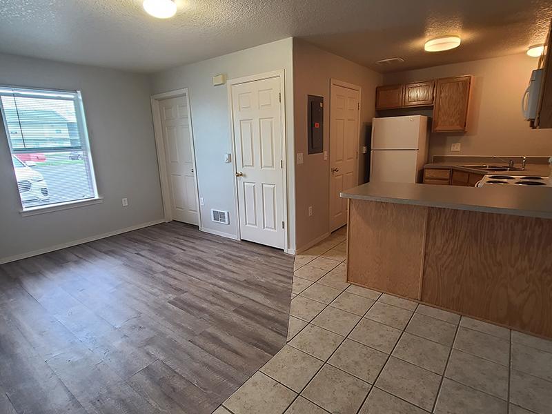 Living Room | Pepperwood Village